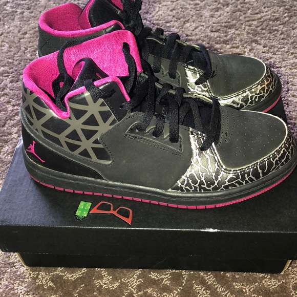 Jordan Shoes   Little Girl Sneakers